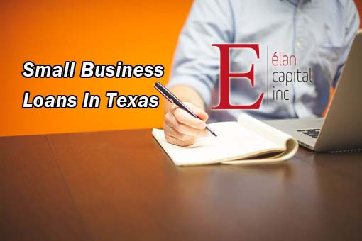 Small Business Funding in Texas