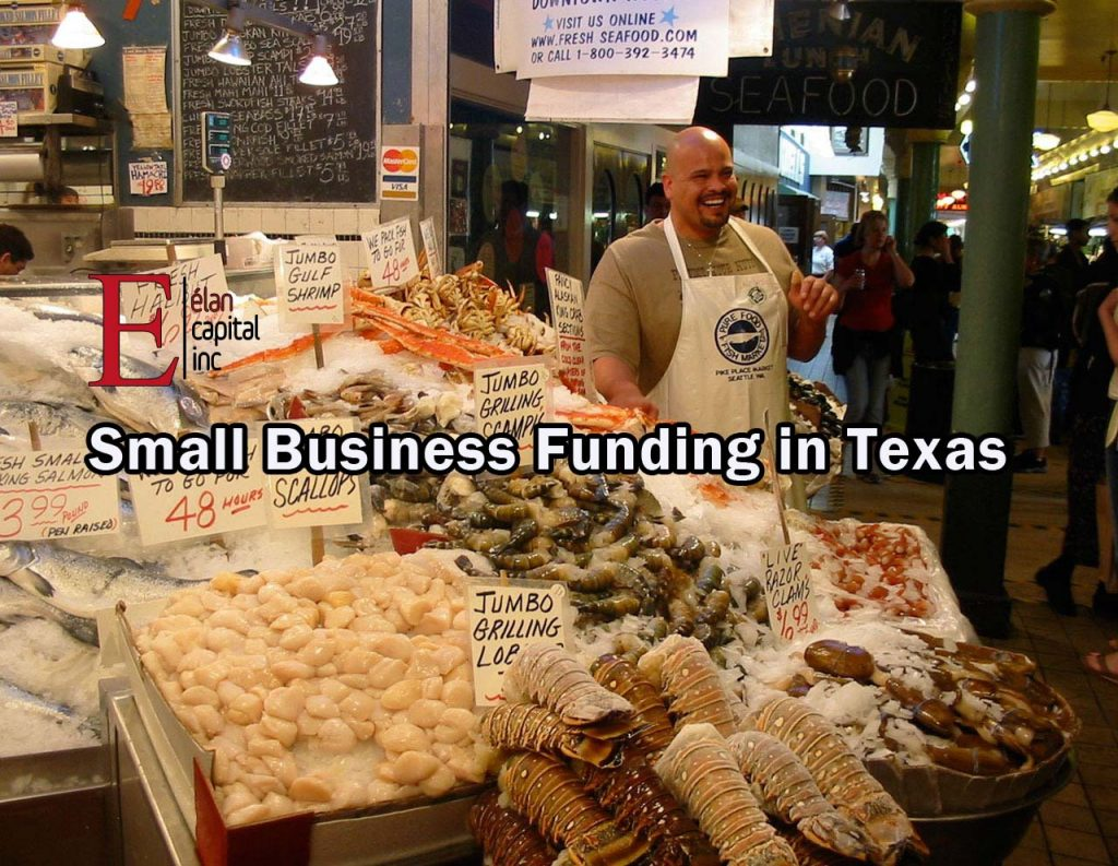 Small Business Funding in Texas - Elan Capital