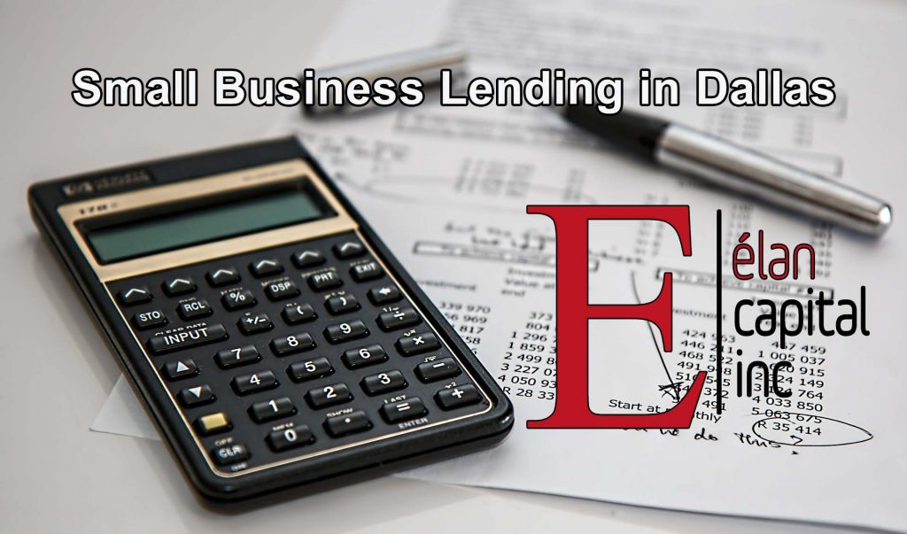 Small Business Lending in Dallas - Elan Capital Small Business Loans