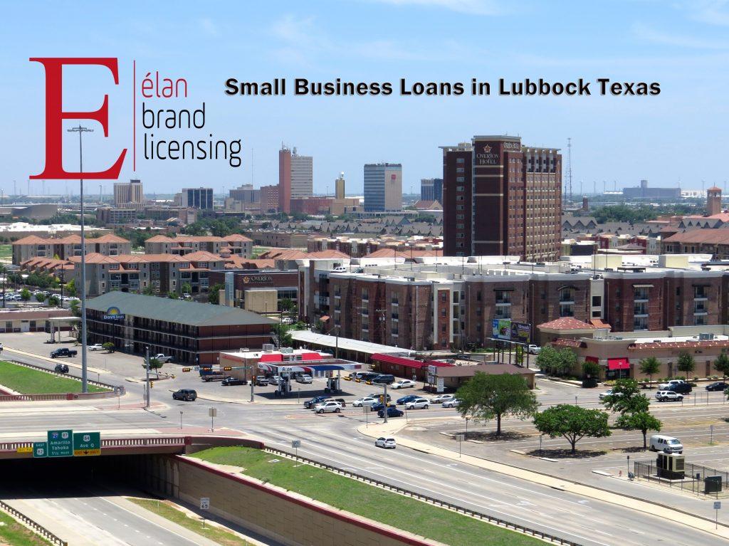 Small Business loans in Lubbock TX