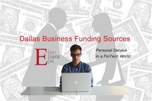 Dallas Business Funding Sources