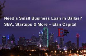 Need a Small Business Loan in Dallas?