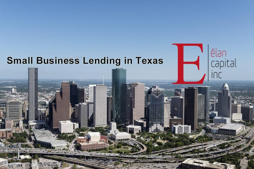 Small Business Lending in Texas Feature Image