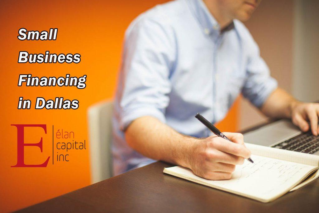 Small Business Financing in Dallas 1