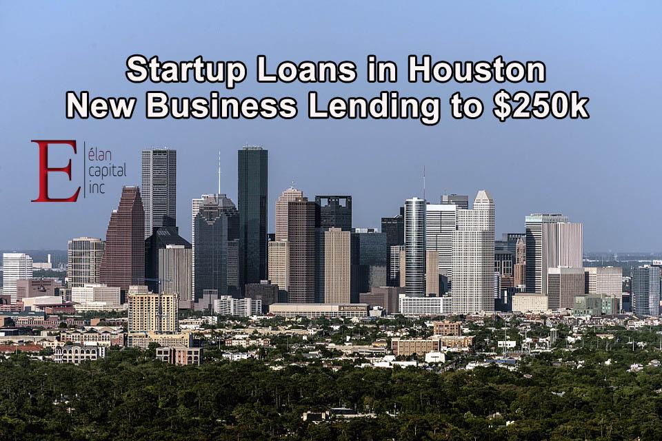 Startup Loans in Houston - Commercial loans in Houston