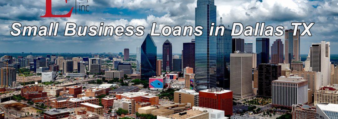 Small Business Loans in Dallas TX - Elan Capital Inc
