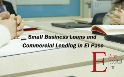 Commercial Lending in El Paso - In Person