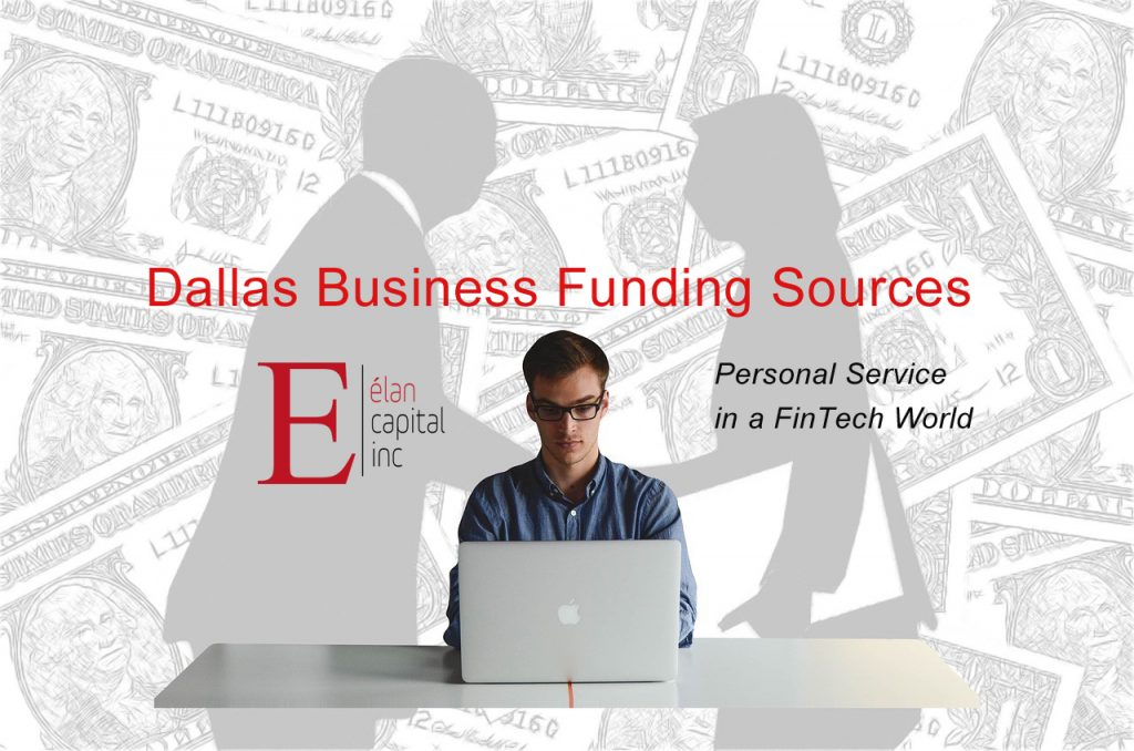 Startup Funding in Dallas - Elan Capital