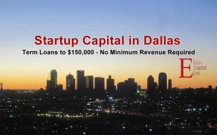 Startup Capital in Dallas