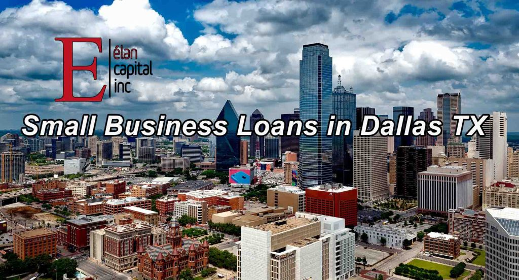 Small Business Loans in Dallas TX 2