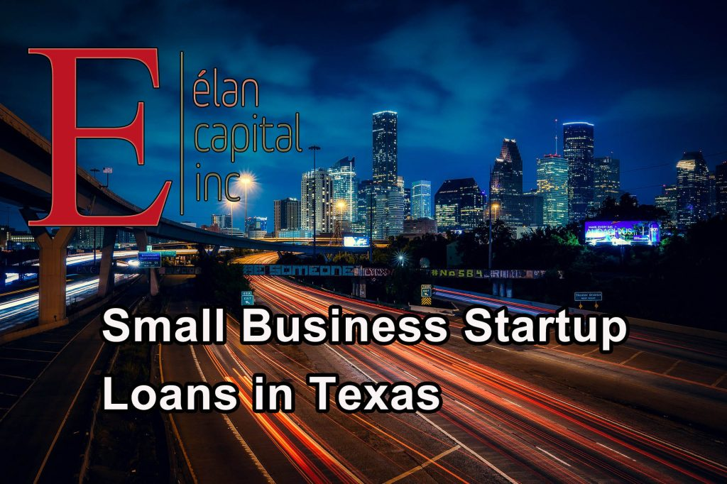 Small Business Startup Loans in Texas