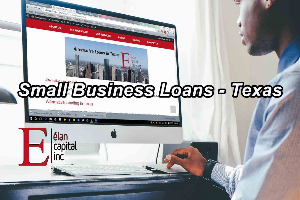 Small Business Loans - Texas