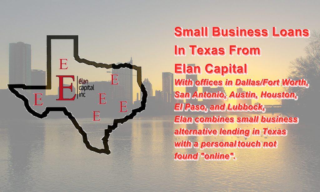 Texas small business loans - Small Business Loans - Texas -