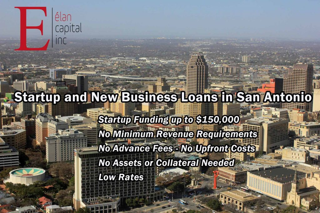 New Business Loans in San Antonio