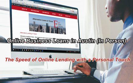 Online Business Loans in Austin