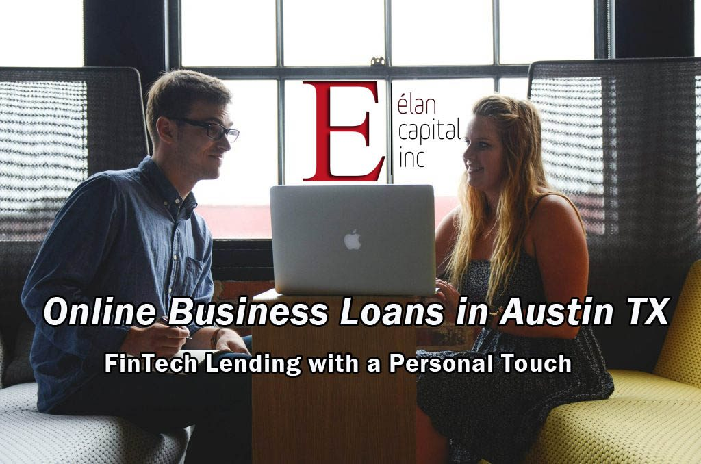 Online Business Loans in Austin - In Person Service