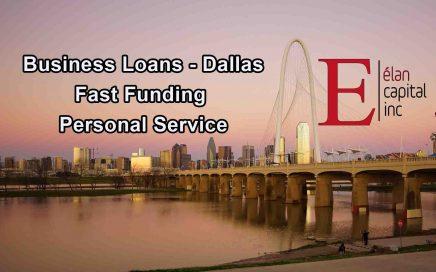 Business Loans - Dallas - Fast Funding