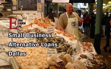 Small Business Alternative Loans - Dallas
