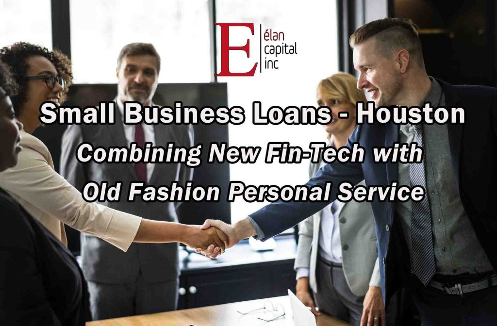 Small Business Loans - Houston