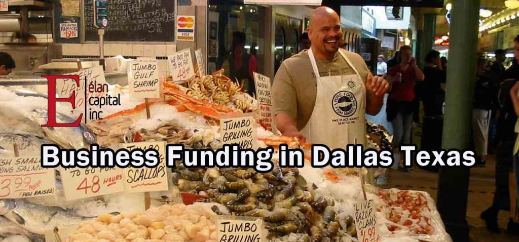 business loans - Dallas - 2