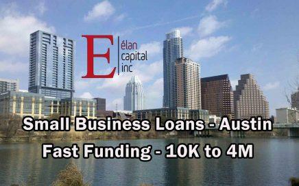 Small Business Loans - Austin