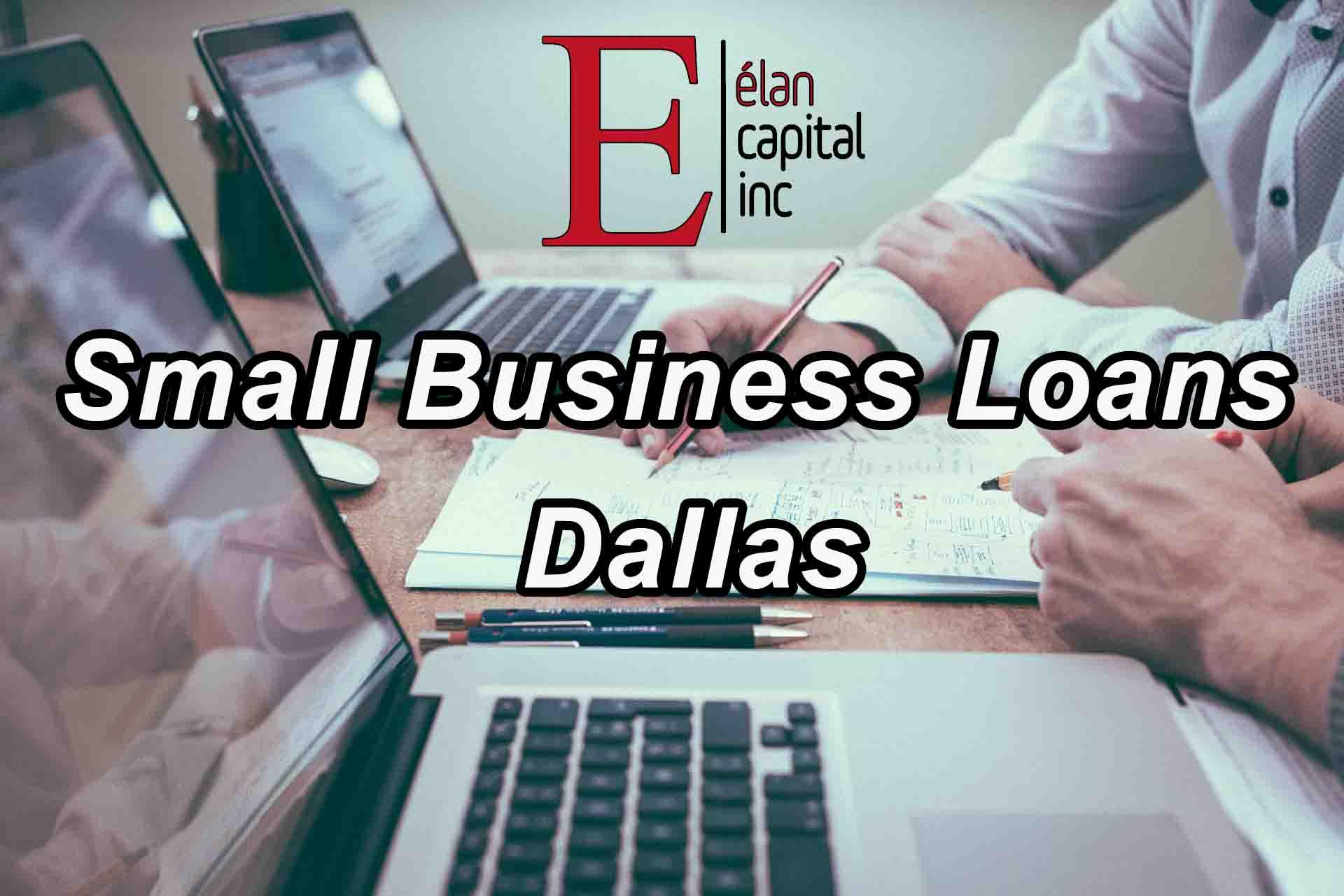 Small Business Loans - Dallas