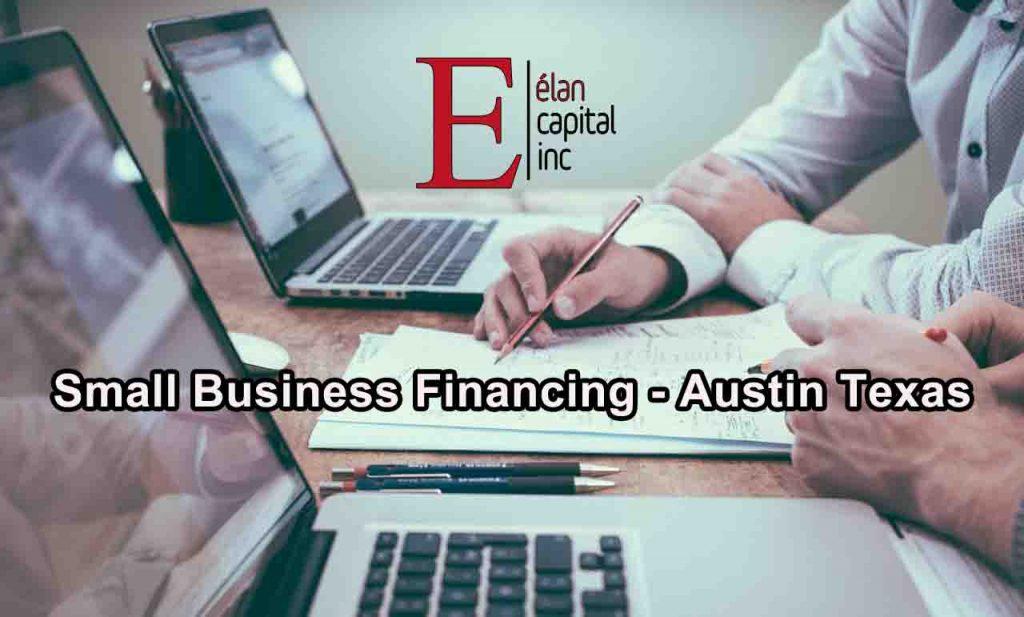 Business Financing - Austin Texas