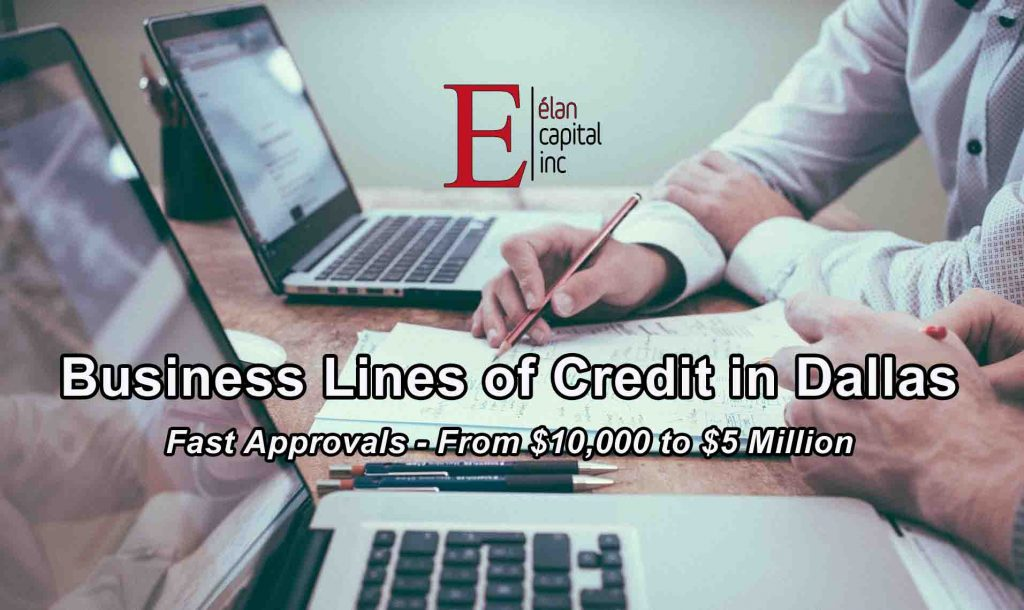 Business Lines of Credit - Dallas
