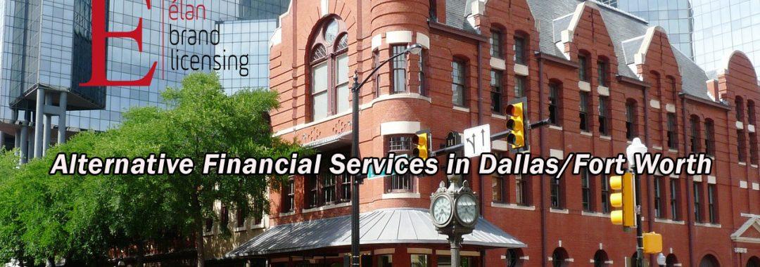 Alternative Financial Services in Dallas