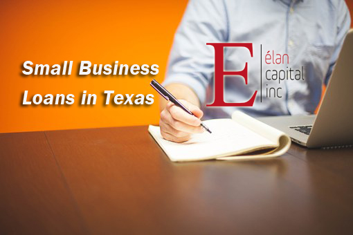 Small Business Lenders in Texas - Elan Capital
