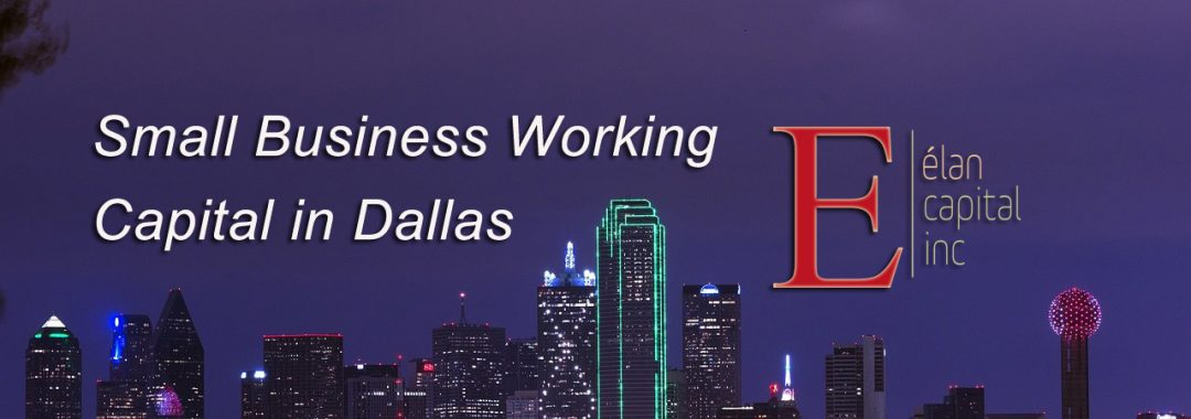 Small Business Working Capital in Dallas