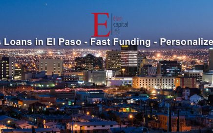 Fast Business loans in El Paso