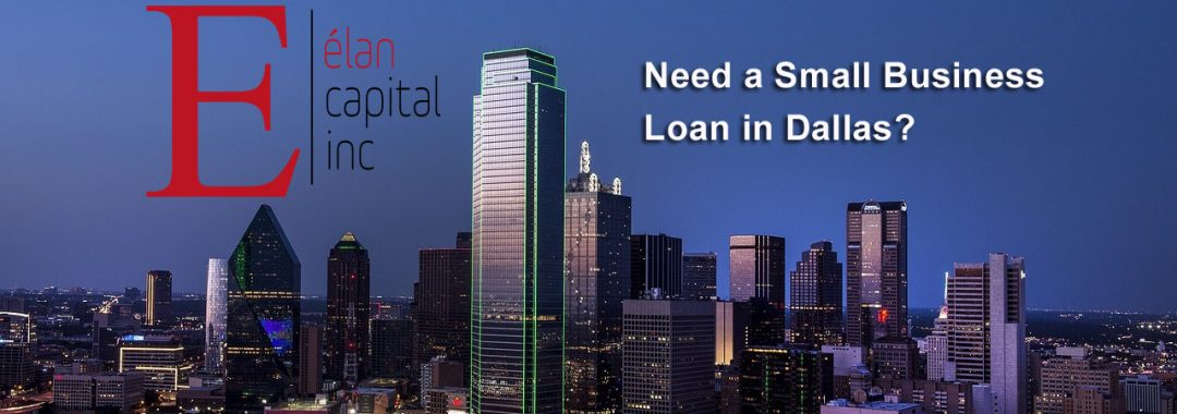 Need a Business Loan in Dallas
