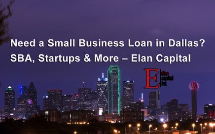 Need a Small Business Loan in Dallas?