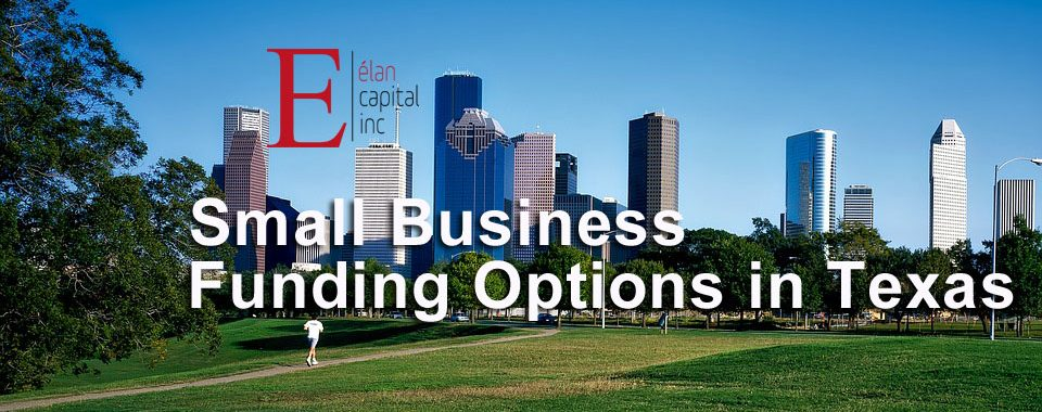 small business funding options in texas