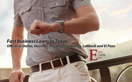 Fast Business Loans in Texas - Elan Capital Inc
