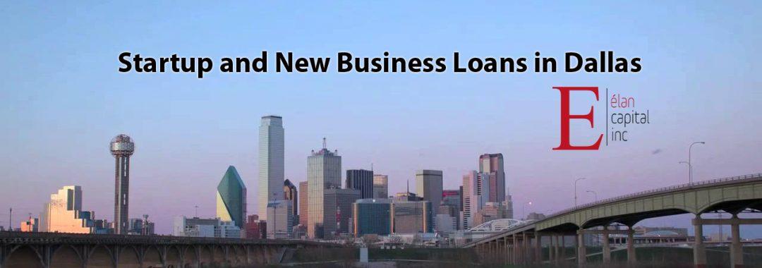Startup loans in Dallas