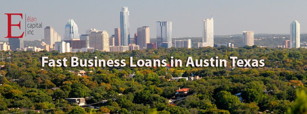 Fast Business Loans in Austin Texas