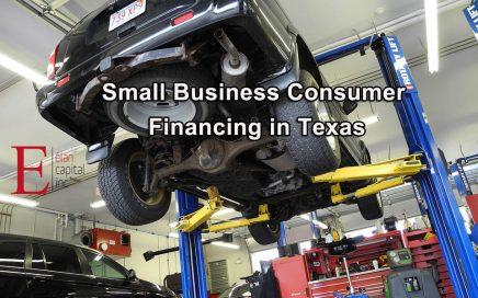 Small Business Consumer Financing in Texas - Elan Capital