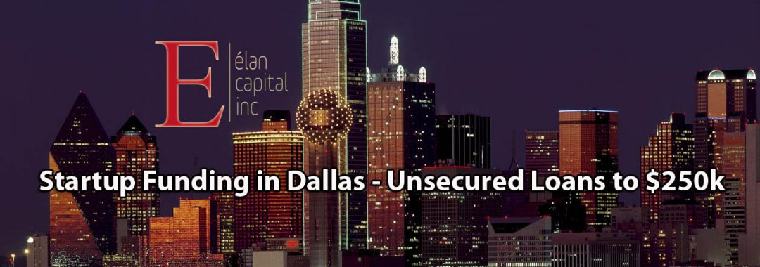 Small Business Startup Funding in Dallas
