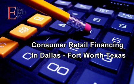 Consumer Retail Financing in Dallas - Elan Capital