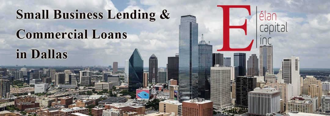 Small Business Lending & Commercial Loans in Dallas