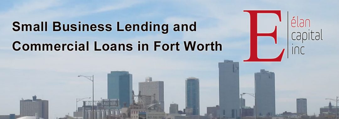 Commercial Loans in Fort Worth
