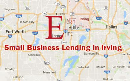 Small Business Lending in Irving Texas