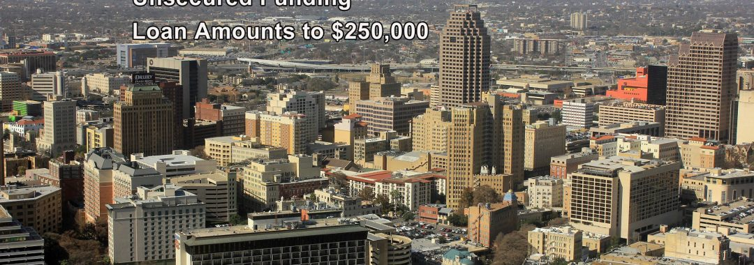 Small Business Startup Funding in San Antonio