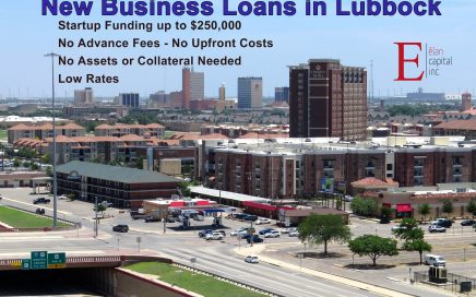 New Business Loans in Lubbock