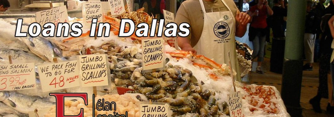 Dallas Business Loans From Elan Capital