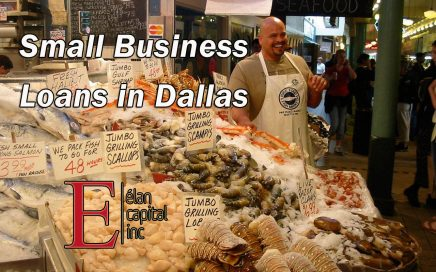 Dallas Business Loans From Elan Capital