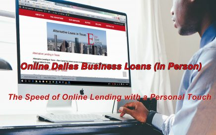 Online Dallas Business Loans