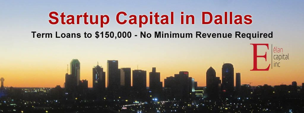 Startup Capital in Dallas